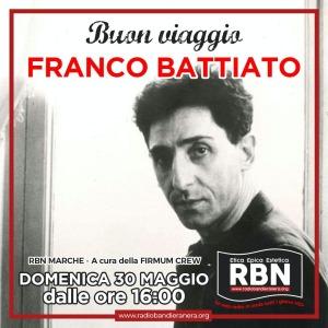 Buon viaggio Franco Battiato