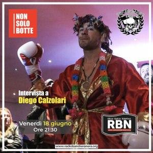 Non solo botte – Intervista a Diego Calzolari